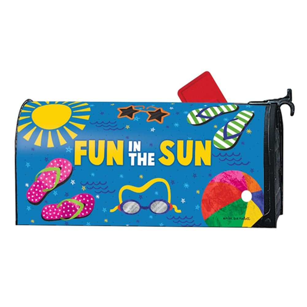 Magnet Works MailWrap - Summertime Fun