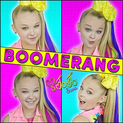 boomerang by jojo siwa on amazon music amazon com