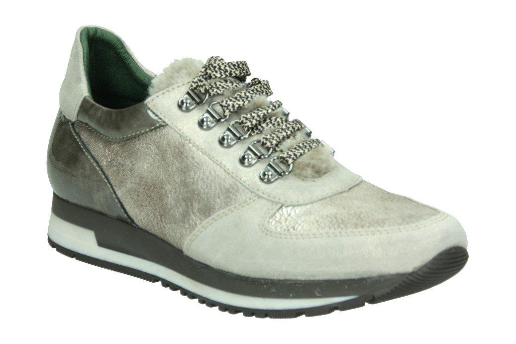 Dorking True, Zapatos de Cordones Derby para Mujer 37 EU|Gris (Acero)