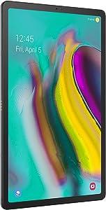 Samsung Galaxy Tab S5e 128GB WiFi Tablet Black (2019) (Renewed)