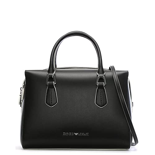 bf8530193e10 Borsa Bauletto Emporio Armani art. Y3A085 YH19E Nero  Amazon.it ...