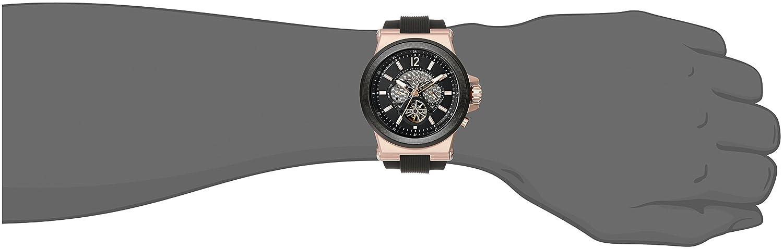 cb4d4ca1deab Michael Kors Men s Dylan Black Watch MK9019  Michael Kors  Amazon.co.uk   Watches