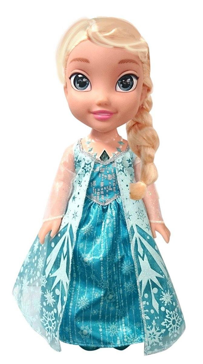 Frozen Elsa Doll Sing A Long Disney Light Up Microphone Kids Toy Girl Gift NEW, Rocket Science Toys, 2018 by ROCKET SCIENCE TOYS (Image #2)