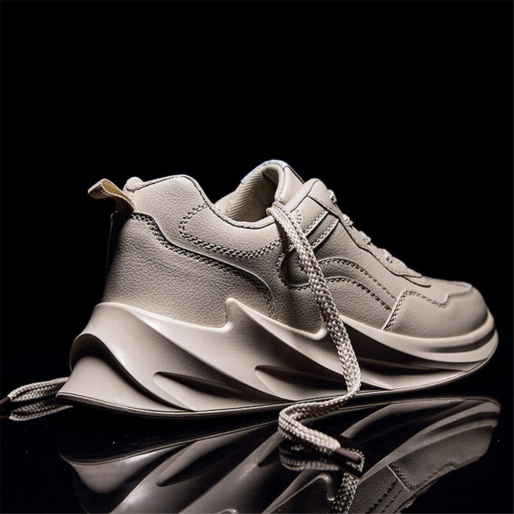 Mzq-yq Herrenschuhe Herrenschuhe Herrenschuhe Freizeitschuhe Sportschuhe Frühling und Herbst Flut Schuhe Korean Fashion Herren Plattform Schuhe Student Persönlichkeit Schuhe B07NPJDKTD  cc8b0e