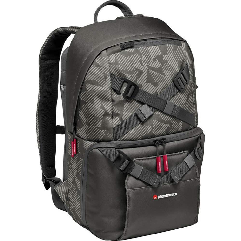 Noreg Camera Backpack-30 (Gray) B07GNRLTZH