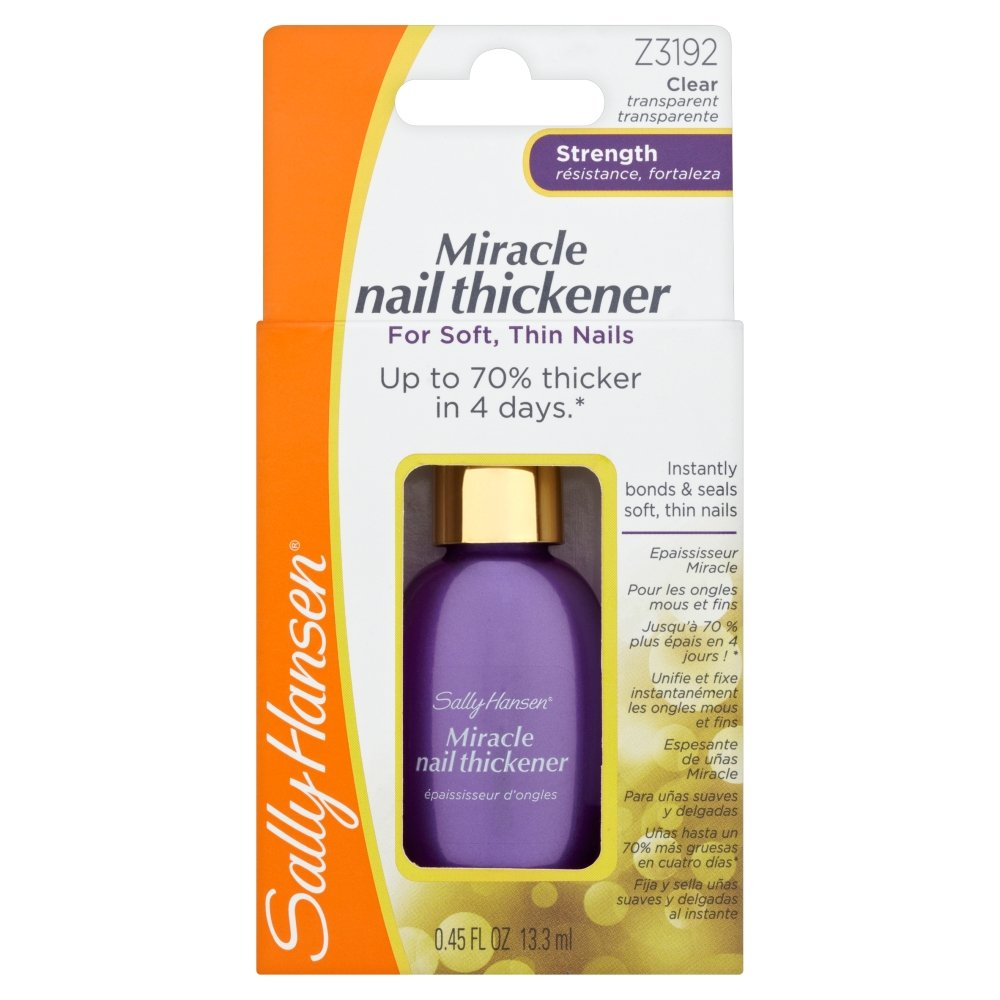 Sally Hansen Grow Nails Now Uk