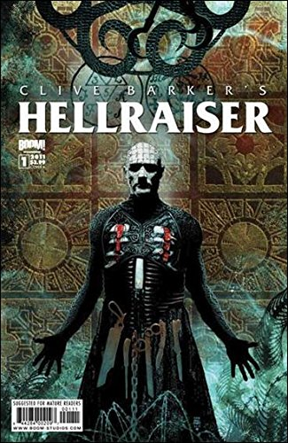 Hellraiser #1A VF/NM ; Boom! comic book