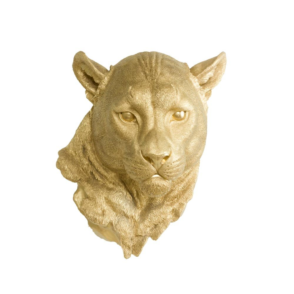 Amazon.com: Faux Mountain Lion Head by Wall Charmers|The Yosemite ...