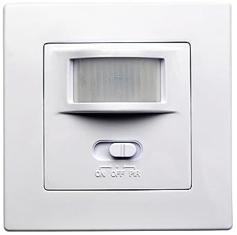 Light Switch Pir: PIR Motion Sensor & Sound Activated Light Switch ST01,Lighting