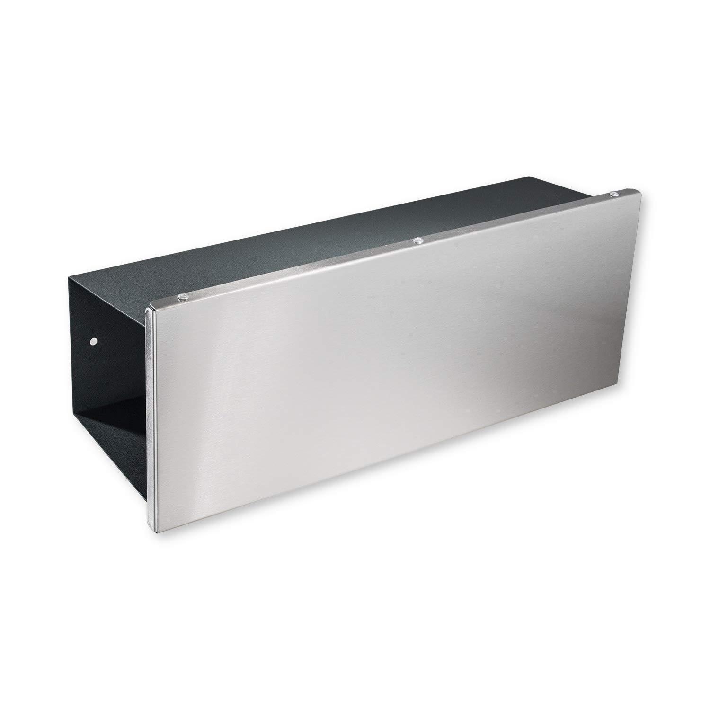 Metzler de Trade® Rollo de acero inoxidable compartimento ...