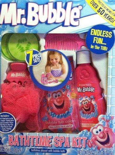 Mr Bubble BathTime Spa Kit