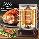 S SMAUTOP Electric Kebab Machine 360 ° Rotating