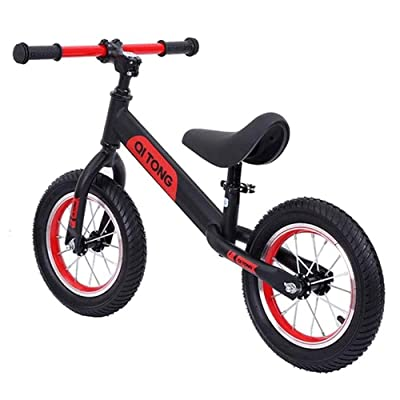 CHENNAO Kids Balance Bike, No Pedal Baby Mini Bike Children Riding Toy Baby Walker Walking Buddy Bike for Baby Kid Toddler Indoor Outdoor Activities Ages 3-6: Home & Kitchen