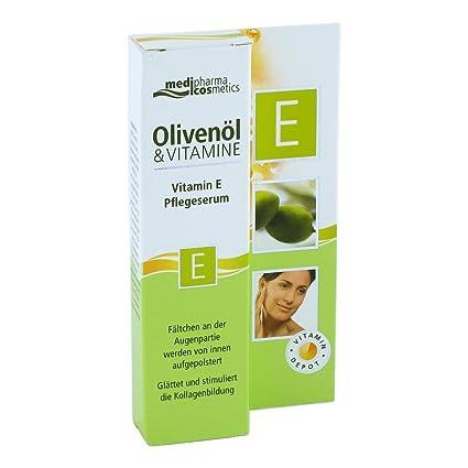 Aceite de Oliva & Vitamina E Cuidado Serum 15 ml Crema