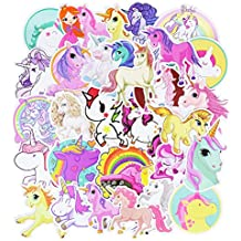 Graffiti Stickers for Car, Laptop , Skateboard, Luggage , Waterproof Vinyl Decals for Motorcycle ,Bicycle,Bumper (30Pcs/Pack Unicorn Style)