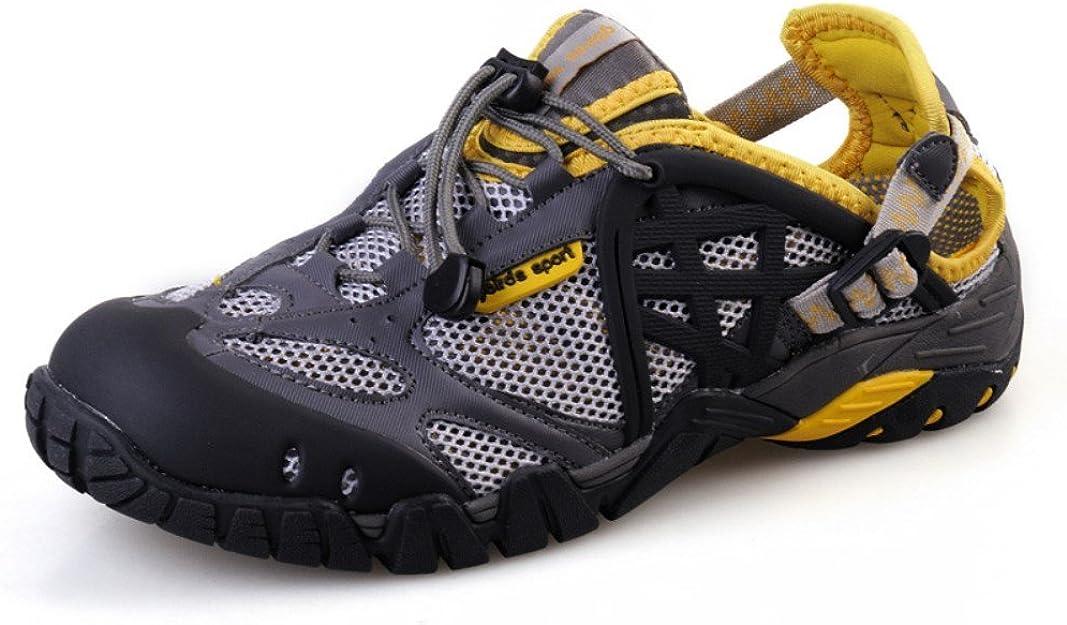 Showlovein Chaussures de Randonnee Homme Escalade Bottes de
