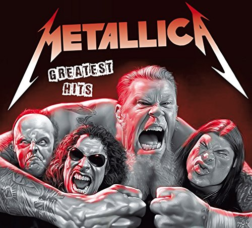 METALLICA Greatest Hits 2CD set in Digipak
