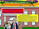 Fifth Grade Math Workbook Vol 1