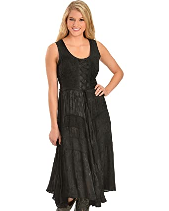 9732949a1c9 Scully Women s Honey Creek Amelie Dress at Amazon Women s Clothing ...