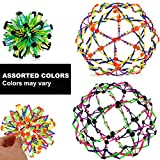 4E's Novelty Expandable Breathing Ball Toy Sphere