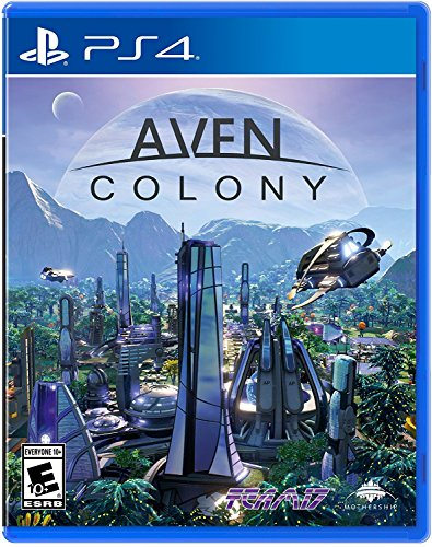 Aven Colony – PlayStation 4