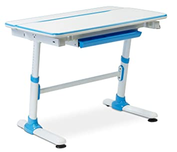 Mount It! Childrenu0027s Desk Ages 3 To 12, Kids School Workstation, 39