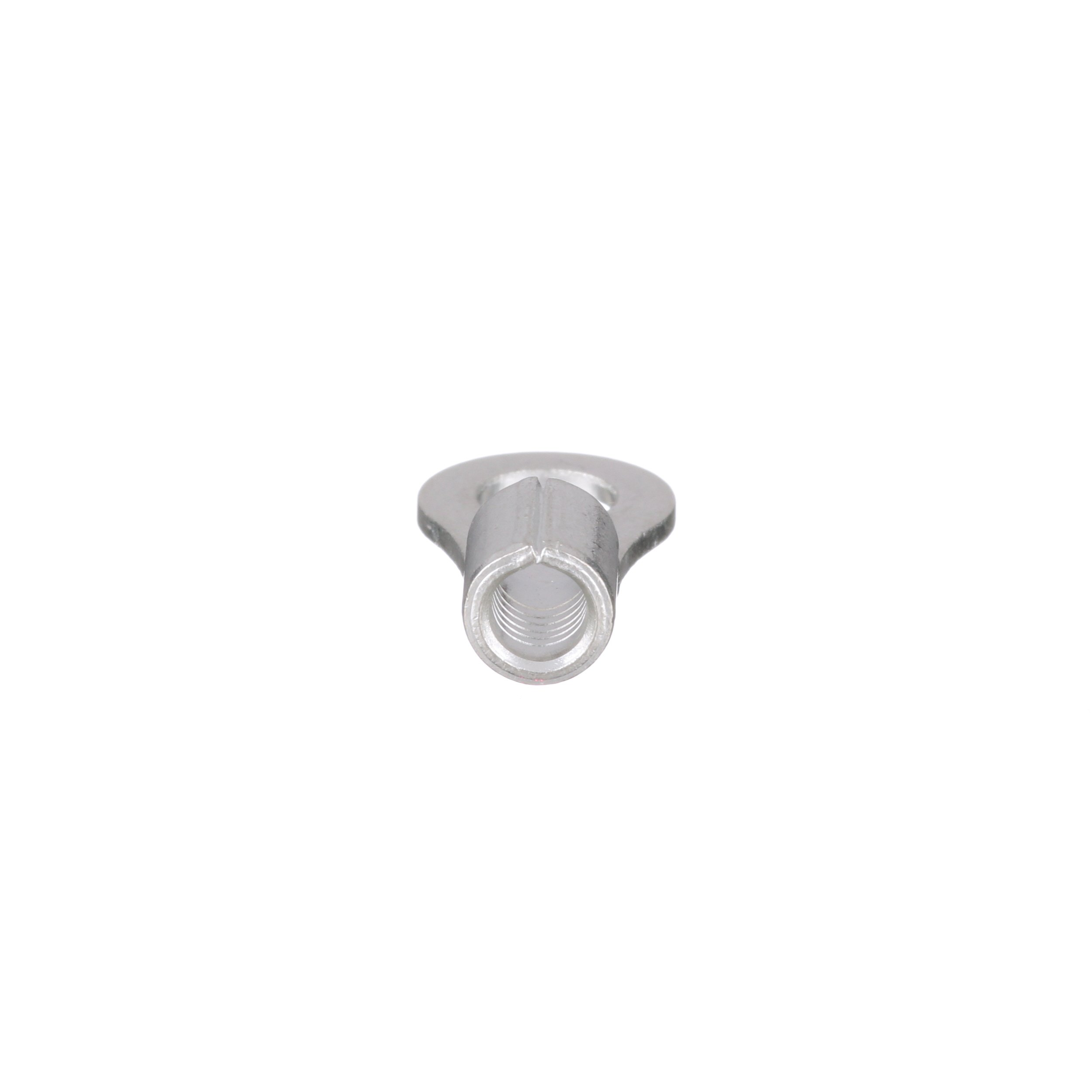 Panduit P22-6R-C Ring Terminal, Non-Insulated, 26 - 22 AWG, #6 Stud Size (100-Pack) by Panduit