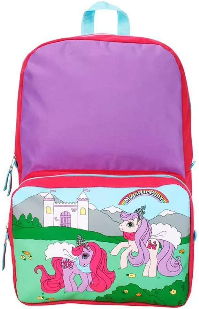 MY LITTLE PONY APPLE JACK  STRONG LARGE KEY RING DOUBLE SIDED WITH GIFT BAG