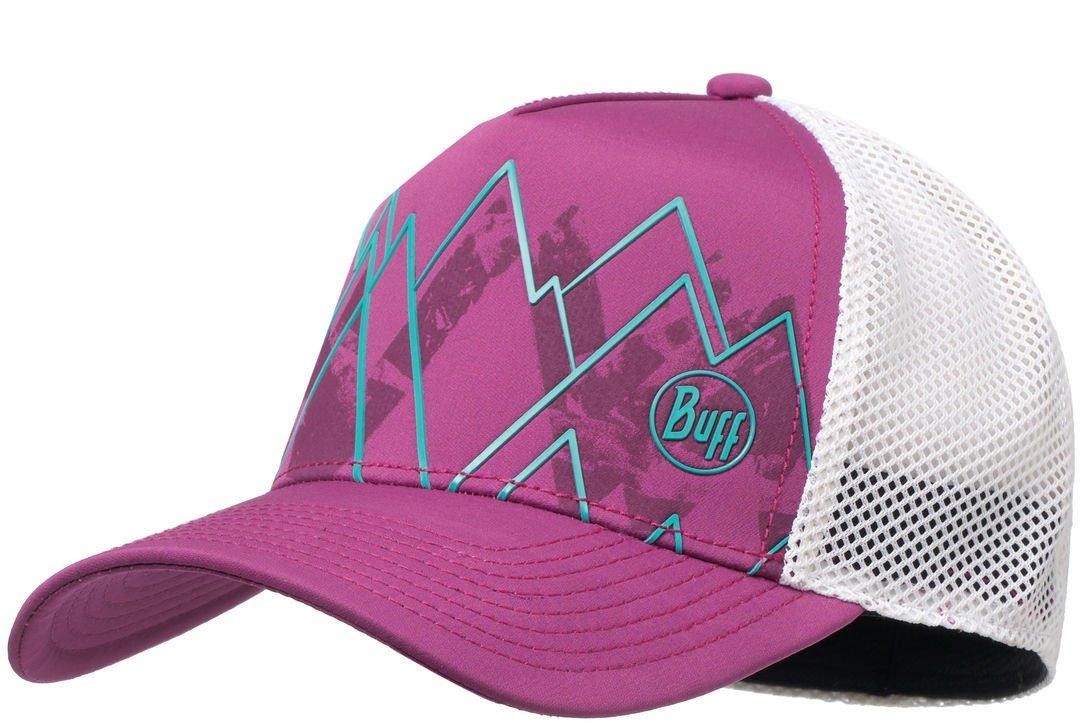 Buff Trucker Tech Cap Solid Violet 2018 Kopfbedeckung