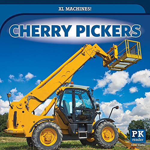 - Cherry Pickers (XL Machines!)
