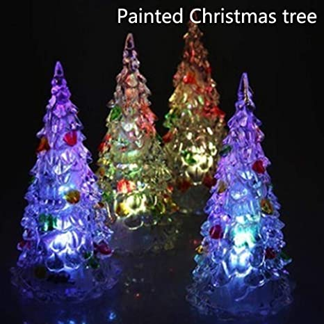 elever christmas led decoration santa claus christmas tree shape indoor decorations christmas led night light - Indoor Christmas Decorations Amazon