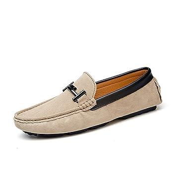 Zapatos de Hombre Zapatos de Suede Perezoso Primavera/Verano / otoño Suela Ligera/Zapatos