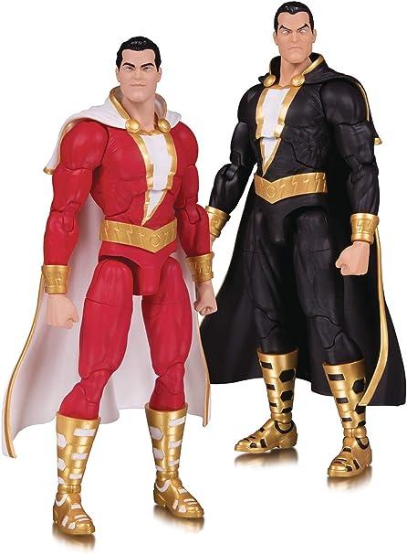 "KIDS FAVORITE HEROES SHAZAM 6/"" BASIC ACTION FIGURE SUPER-HEROES NEW BOXED"