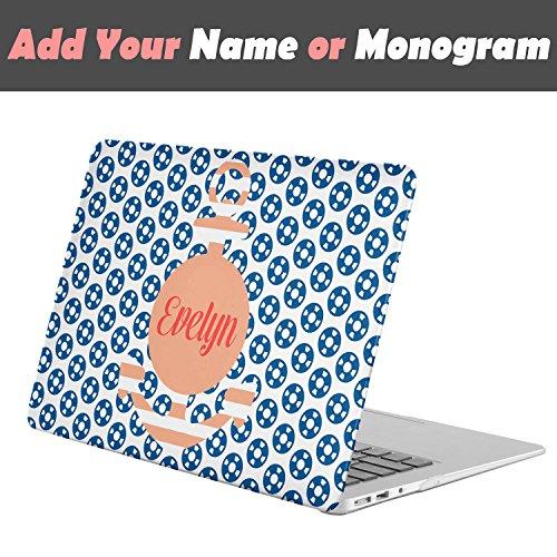 [ Personalized Monogram Name FULL BODY Hard Case ][ Apple...