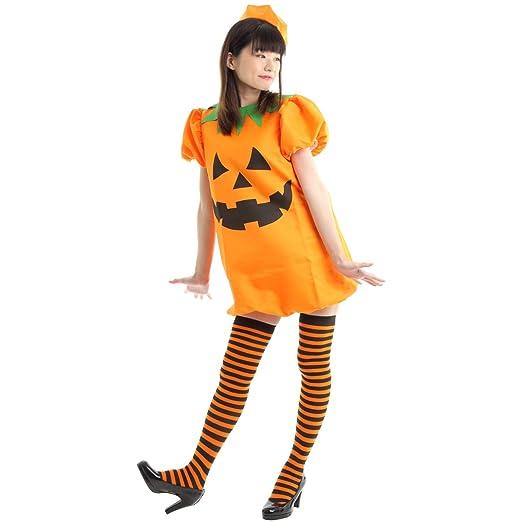 かぼちゃ パンプキン コスプレ 衣装 ハロウィン 定番 衣装 イベント パーティコスチューム 仮装 S M L 3サイズかぼちゃ パンプキン コスプレ 衣装 ハロウィン イベント パーティコスチューム 仮装 Mサイズ
