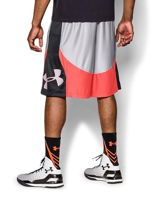 Under Armour Hombre mo dinero de baloncesto pantalones cortos, MD ...