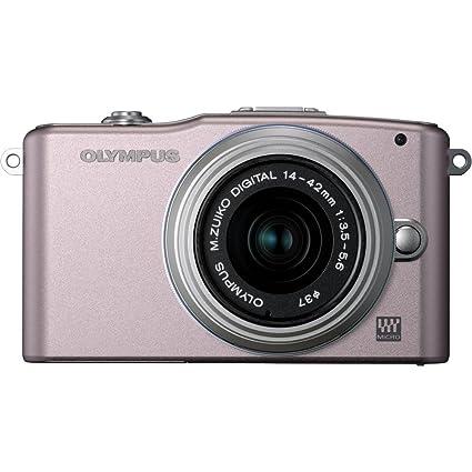 amazon com olympus pen e pm1 12 3 mp digital camera with cmos rh amazon com Olympus Cameras Olympus P.M.-1