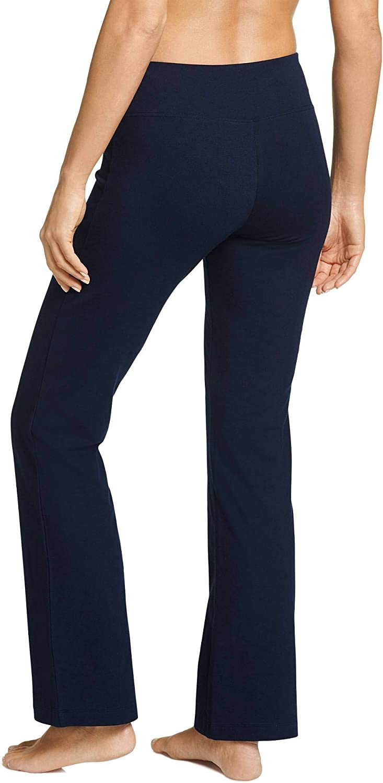 Jockey Women's Slim Bootleg Pant at  Women's Clothing store