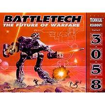 BattleTech: The Future of Warfare: Technical Readout 3058