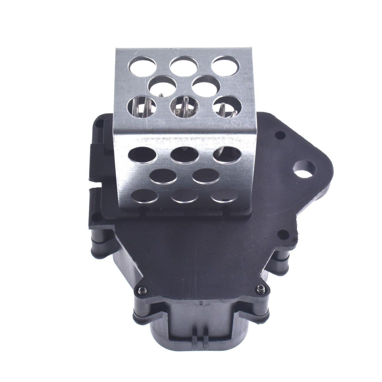 Sthus 9659799080 Radiator Fan Cooling Motor Resistor For Citroen C4 Berlingo C4 Picasso