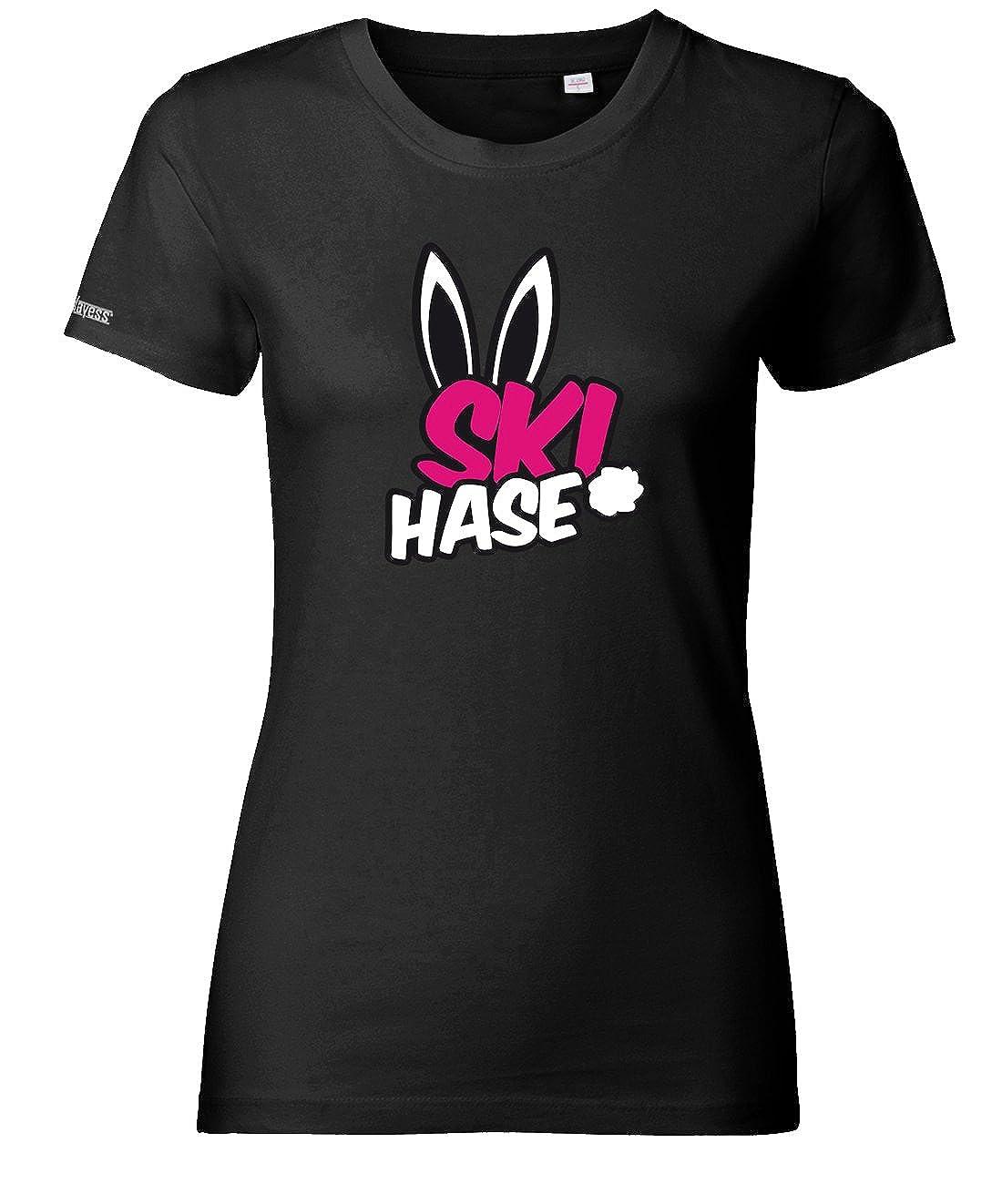 Jayess Skihase - Apres Ski Sport - WOMEN T-SHIRT