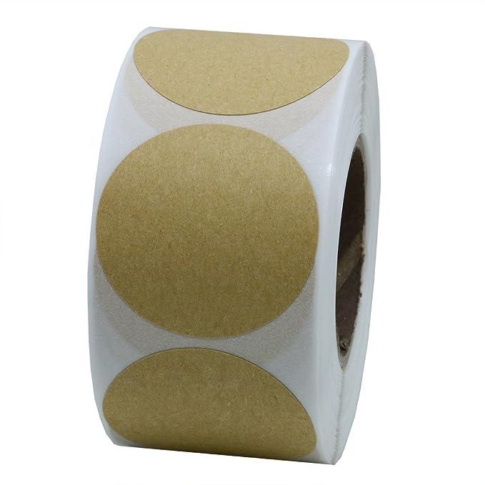 75 St/ück Oval 40mmx30mm Blank Kraft Sticker//Aufkleber//Etiketten//Siegel f/ür K/üche Gew/ürzdosen und Glasflaschen,Geschenk-Verpackung,Hochzeit,Weihnachten Geschenkaufkleber,Card-Making,Scrapbooking