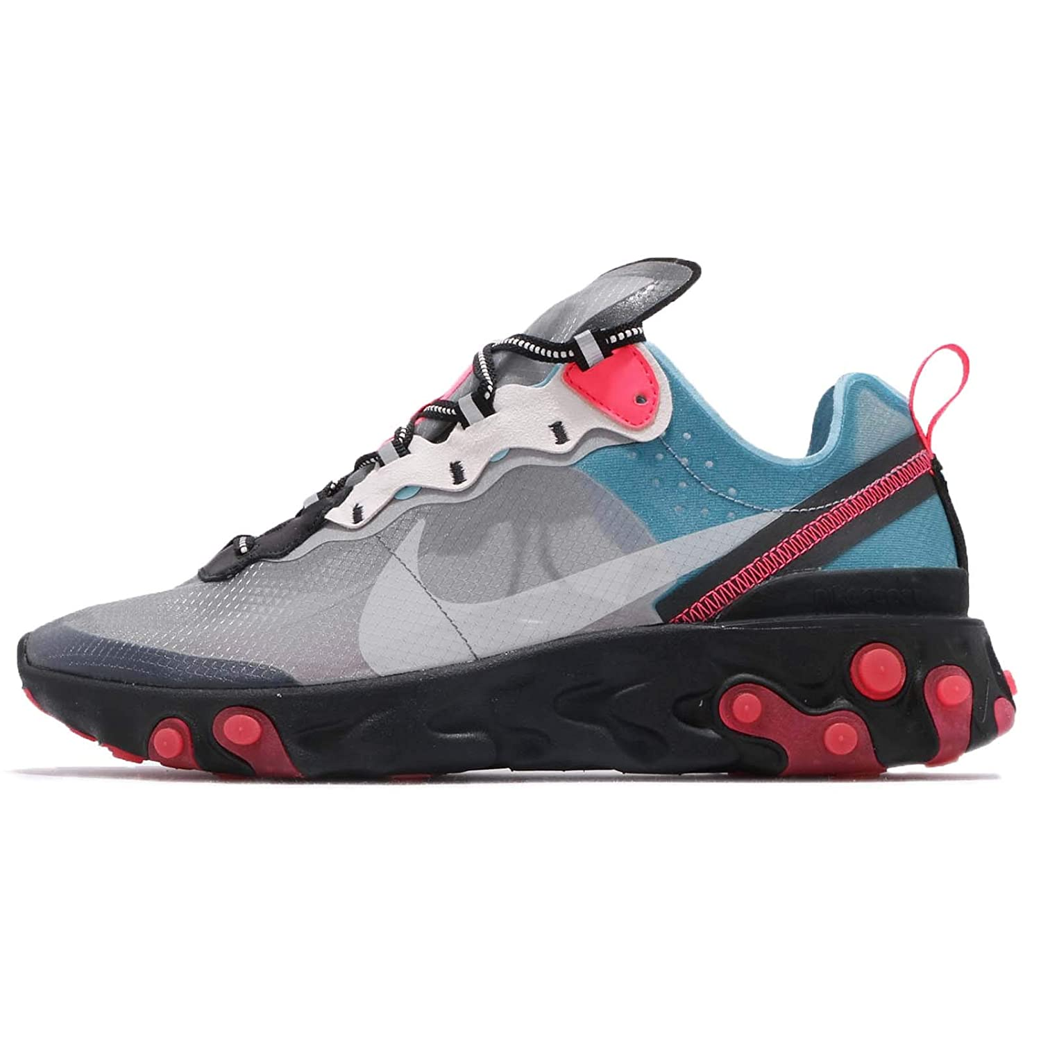 on sale e14b0 fe7eb Amazon.com   Nike React Element 87 - US 11   Road Running