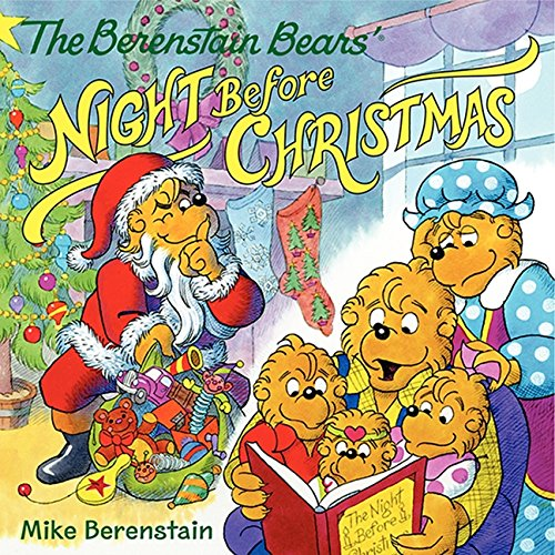 Read Online The Berenstain Bears' Night Before Christmas pdf epub