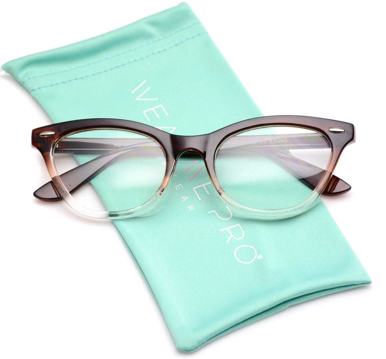 20c3fdb18d4 WearMe Pro - Fashion Vintage Womens Clear Lens Cat Eye Glasses new ...