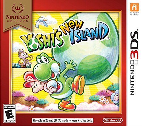 Nintendo Selects: Yoshi's New Island – 3DS [Digital Code] – The Super Cheap