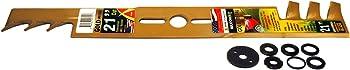 Maxpower Universal Gold Metal Mulching Blade