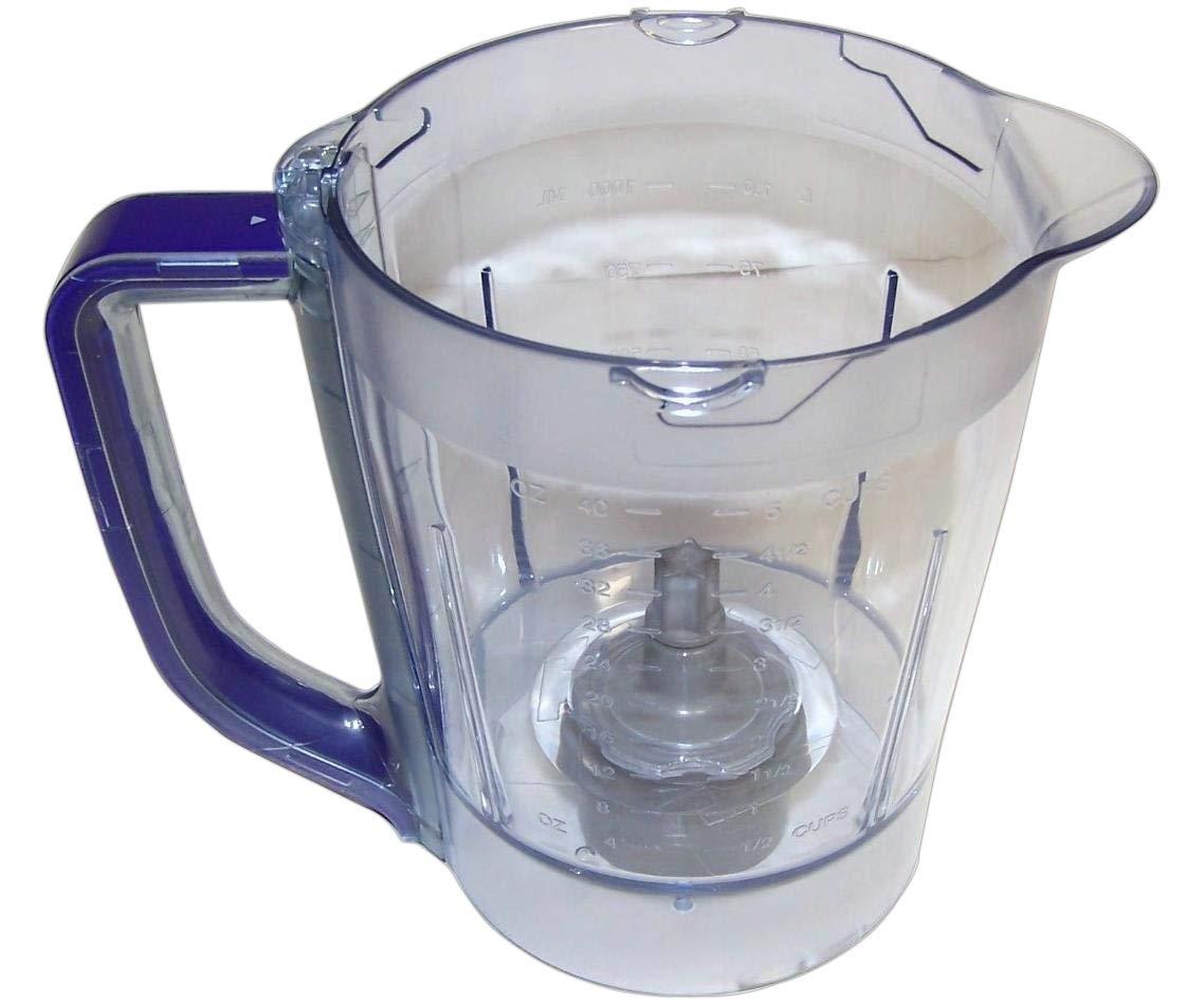 Ninja Kitchen System Pulse 40 oz Food Processor Bowl Cup for BL200 Bl201 BL203