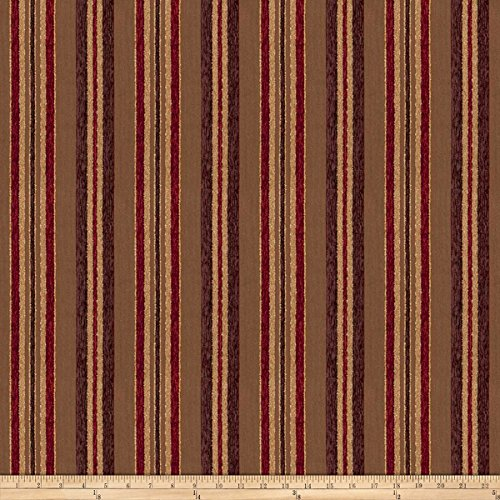 Trend 03860 Chenille Raisin Fabric By The Yard
