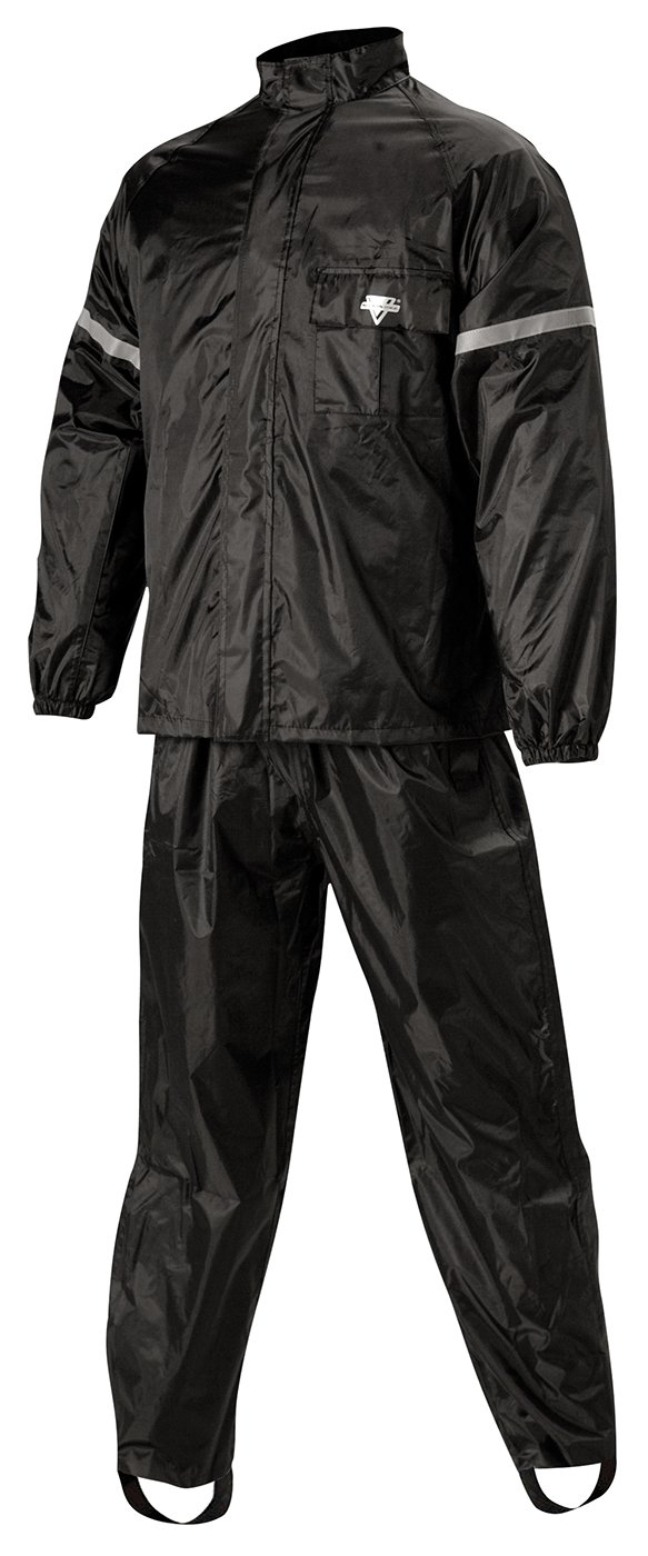 Nelson-Rigg WP-8000 Weatherpro Two-Piece Rain Suit (LARGE) (LARGE)
